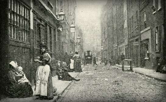 East End History image