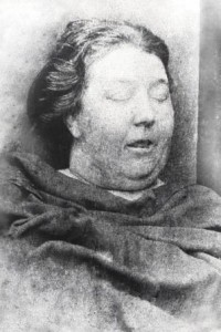 An image of the George-yard victim Martha Turner.