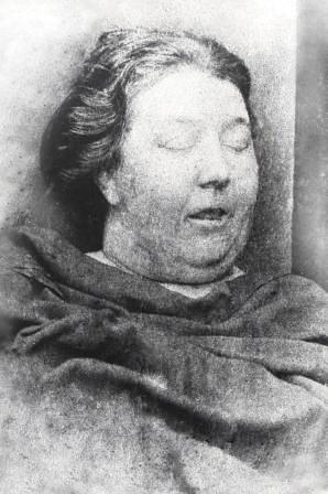 An image of the George-yard victim Martha Turner.