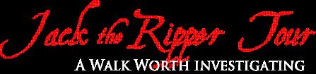 Jack the Ripper Tour logo