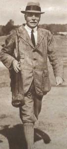 Metropolitan Police Commissioner Sir Edward Henry.