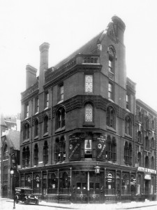 An image showing the Princess Alice pub.