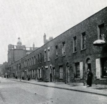 A view along Berner Street