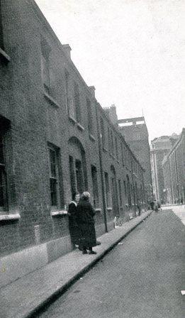 A view along Durward Street.