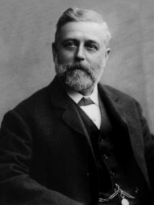 Thomas Crapper in later life.