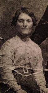 An image of Ellen Phillips, the granddaughter of Catherine Eddowes.