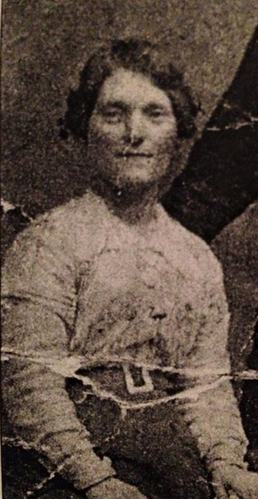 An image of Ellen Phillips, the granddaughter of Catherine Eddowes.