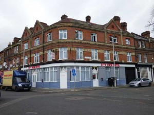 An exterior view of the former King's Head pub, now the City View Hotel.