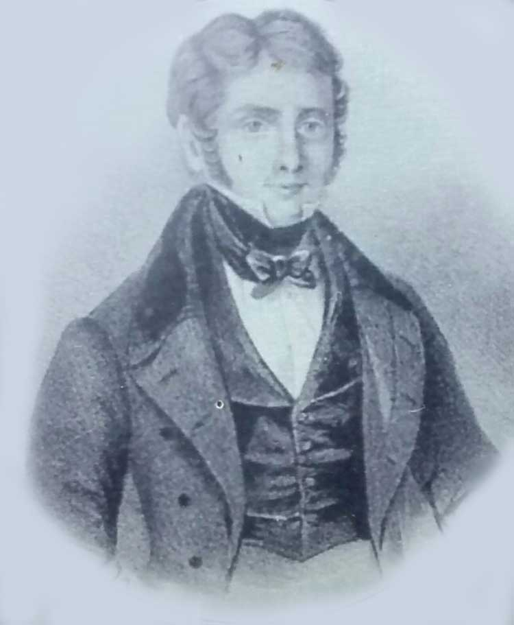An image showing Robert Seymour.