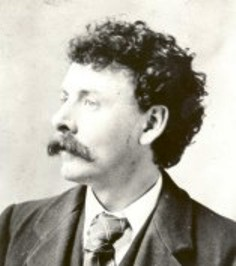 A Photograph of George Albert Smith.
