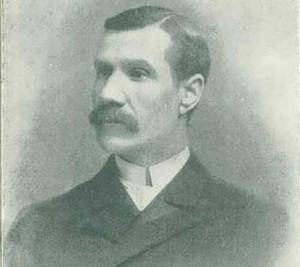 A photograph of Detective John Littlechild.