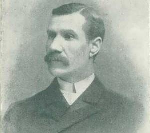A photograph of Detective John Littlechild.