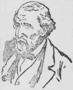 An illustration of Mr Levy.