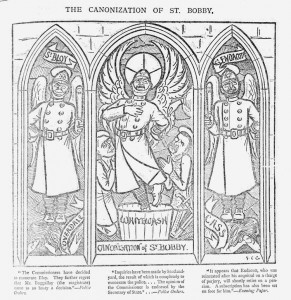 The illustration in the Pall Mall Gazette.