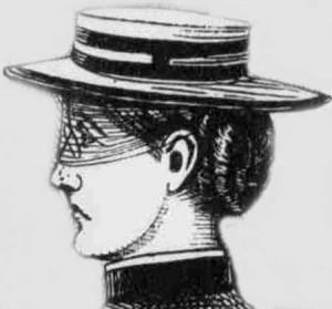 A sketch of Martha Styles