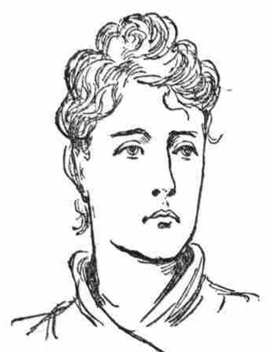 A sketch of Mary Pearcey.