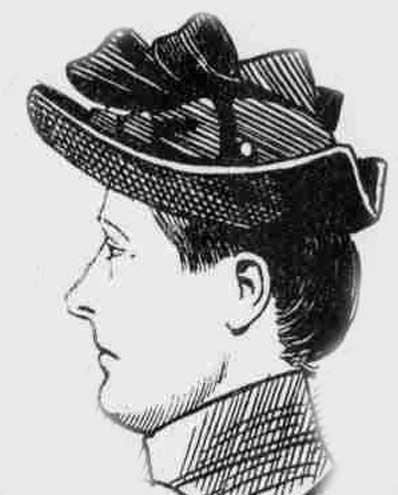 An illustration showing witness Sarah Butler.