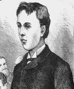 An illustration of the female errand boy.