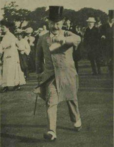 A photograph of Dr Thomas Barnardo.