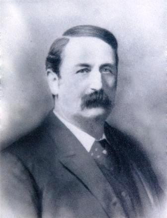 A photograph of Inspector Swanson