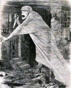 The cartoon of the Nemesis of Neglect.