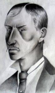 A portrait of Louis Diemschutz.