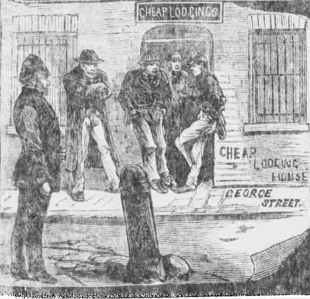 The Bandit Gangs Of London October 13th 1888