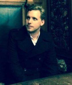 A photograph of Trevor Bond.