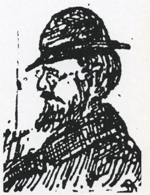A sketch of John Pizer