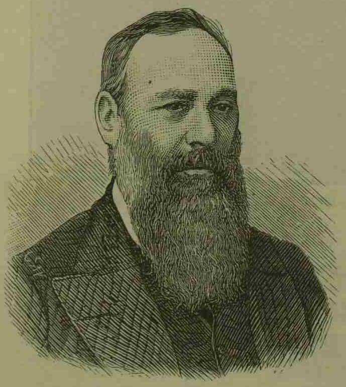 A portrait of Samuel Montagu.