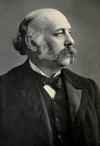 A photograph of Dr. Forbes Winslow.