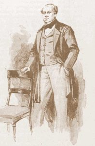 A portrait of Inspector Filed.