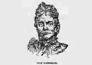 A Portrait of Jane Cakebread.