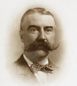 A photograph of Thomas Russell Sullivan.