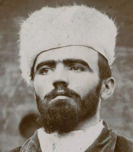 A photograph of Joseph Vacher.