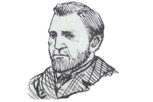 A portrait of Thomas Arnold.