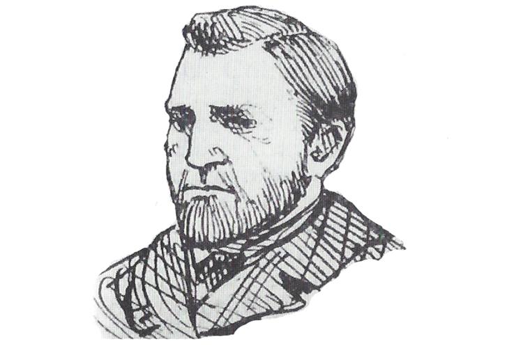 A portrait of Thomas Arnold.