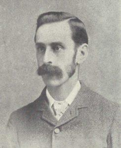 A photograph of Edwin Rose.
