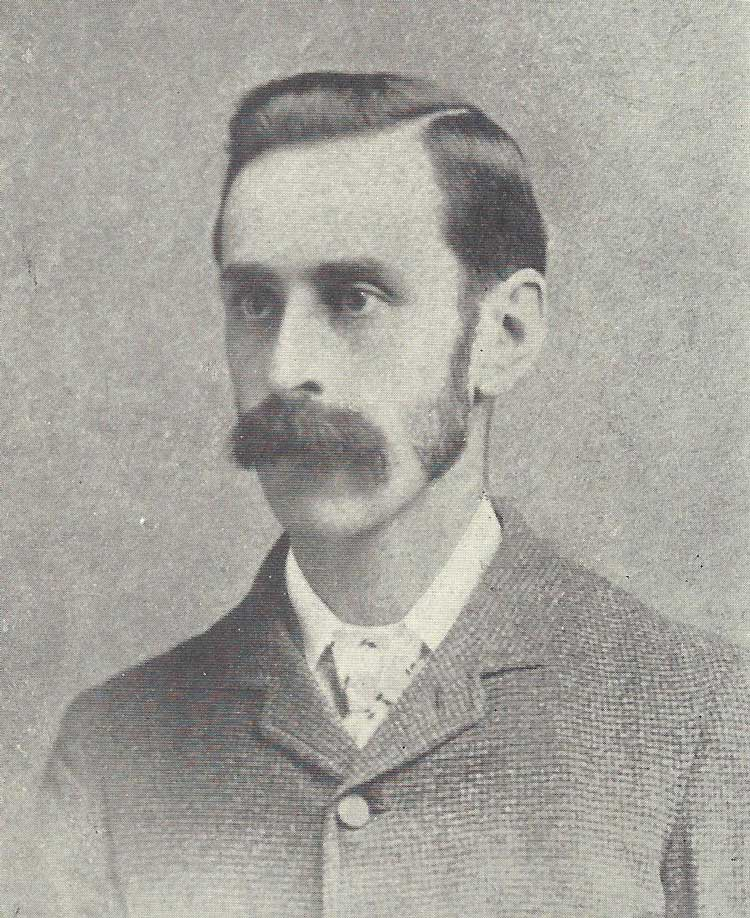 A photograph of Edwin Rose.