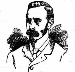 A portrait of Edwin Rose.