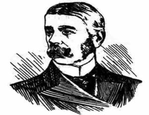 A portrait of Sir Henry Smith.