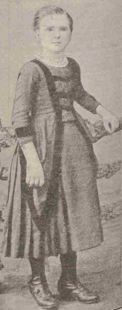A photo of Amelia Jeffs.