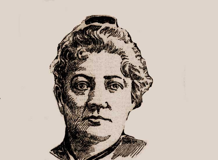 A portrait of Dr. Nancy Guilford.