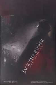 The cover of Jack the Ripper The Casebook.