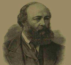 A portrait of Lord Salisbury/