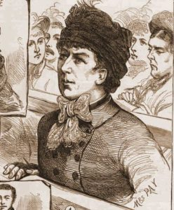 A sketch of Mrs Pay.