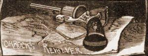 A sketch of Orrock's revolver.