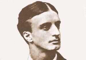 A pohtograph of Montague John Druitt