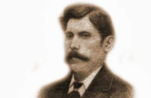 A photograph of George Chapman.