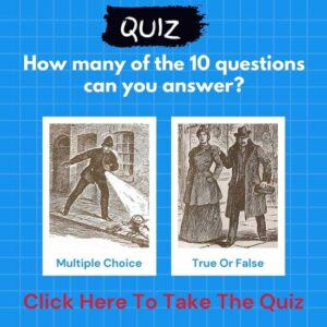 An invitation to take the Jack the Ripper Quiz.